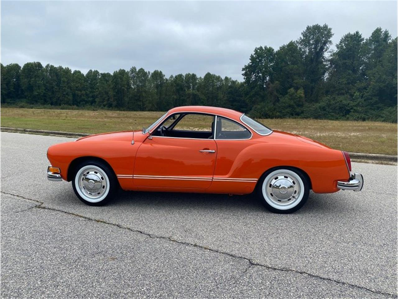 1974 Volkswagen Karmann Ghia (CC-1409581) for sale in Greensboro, North Carolina
