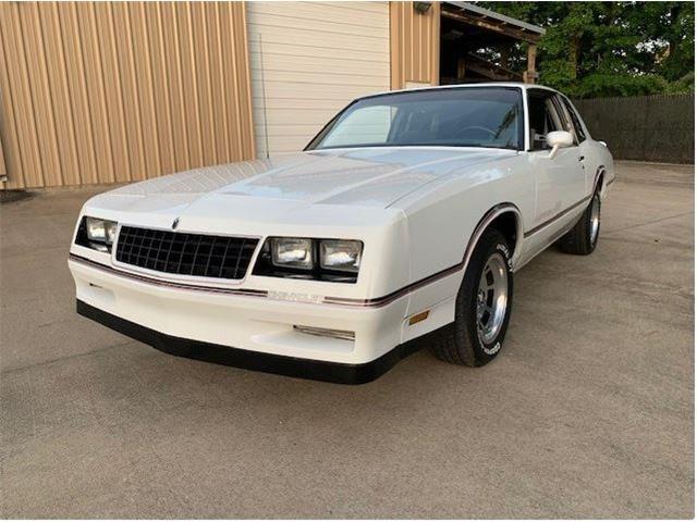 1985 Chevrolet Monte Carlo SS (CC-1409606) for sale in Benton, Arkansas