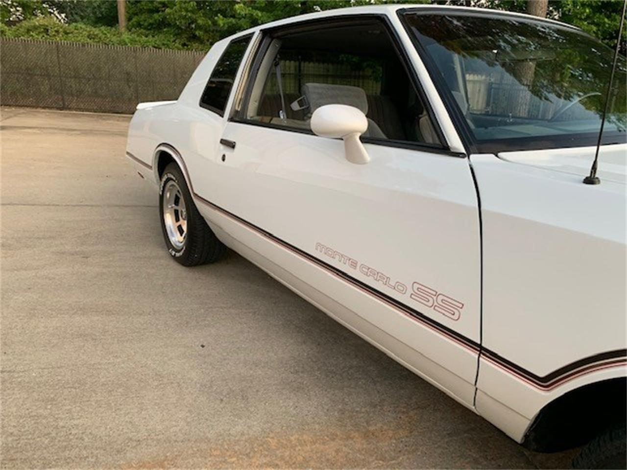 1985 Chevrolet Monte Carlo SS (CC-1409606) for sale in Benton, Arkansas
