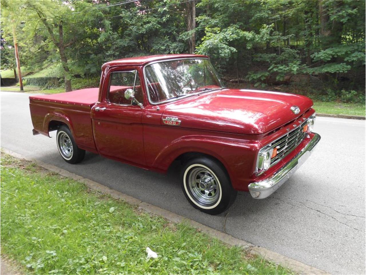 1963 Ford F100 (CC-1409608) for sale in Greensboro, North Carolina