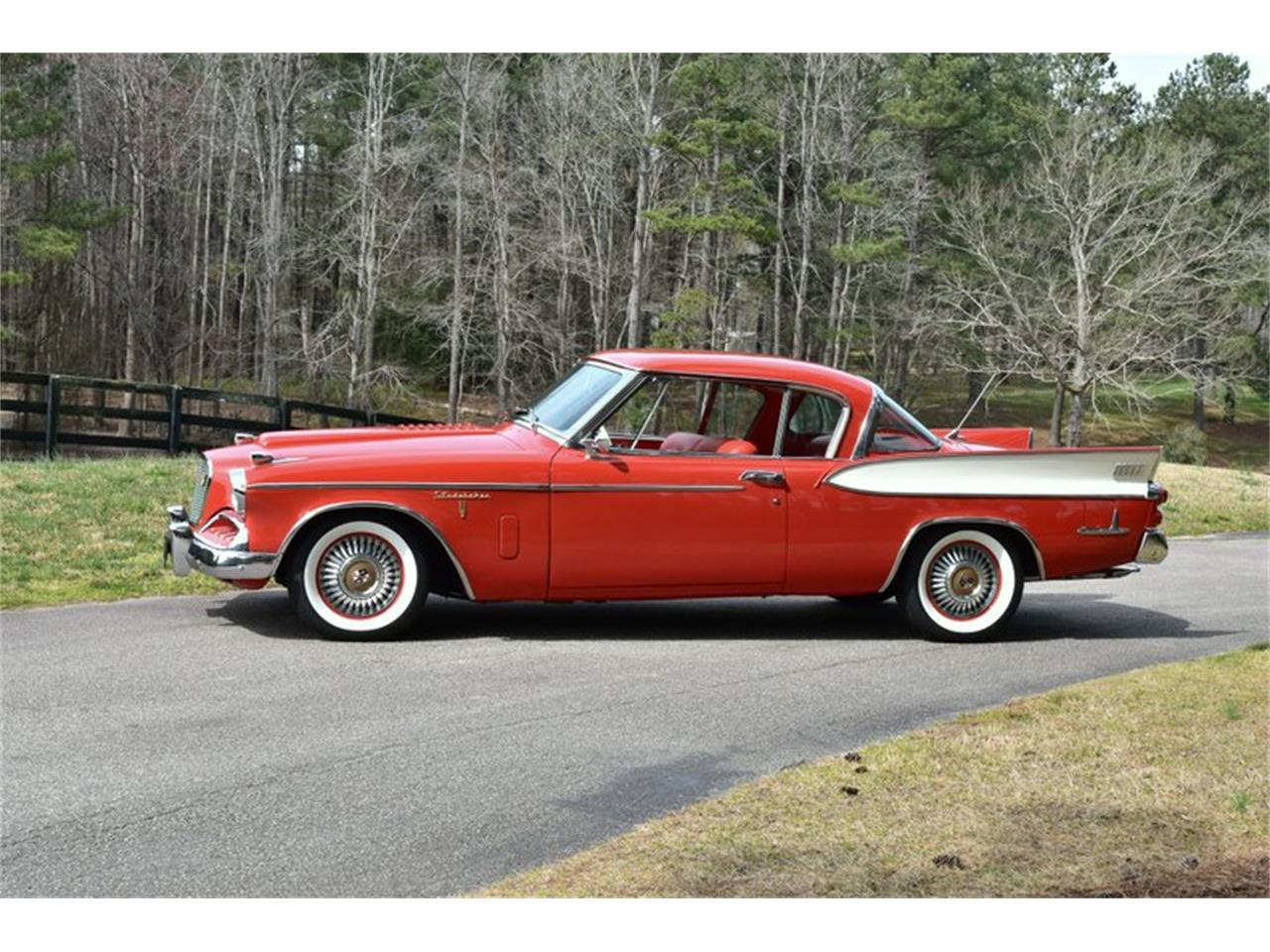 1957 Studebaker Golden Hawk (CC-1409609) for sale in Greensboro, North Carolina
