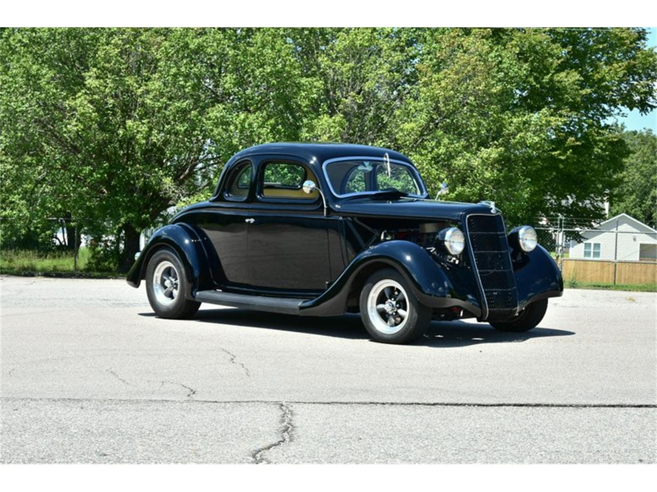 1935 Ford 5-Window Coupe (CC-1409616) for sale in Greensboro, North Carolina