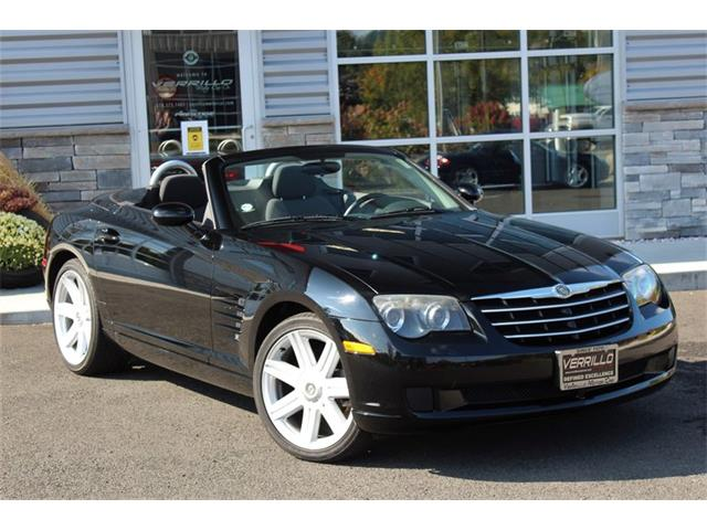 2005 Chrysler Crossfire (CC-1409621) for sale in Clifton Park, New York