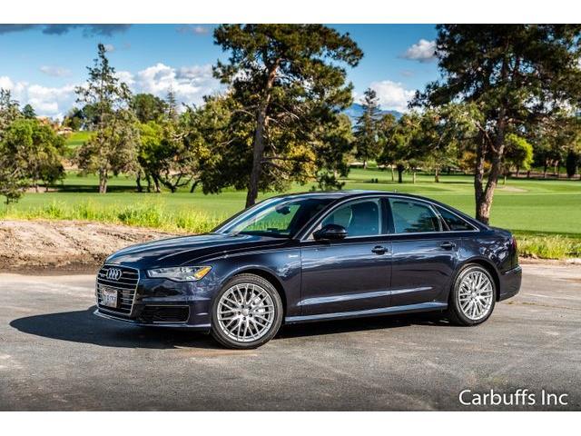 2016 Audi A6 (CC-1409652) for sale in Concord, California