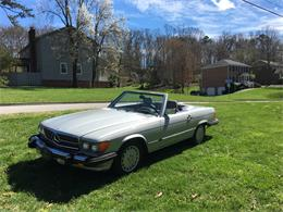 1986 Mercedes-Benz 560SL (CC-1409674) for sale in Knoxville , Tennessee
