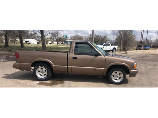 1997 Chevrolet S10 (CC-1409678) for sale in GREAT BEND, Kansas