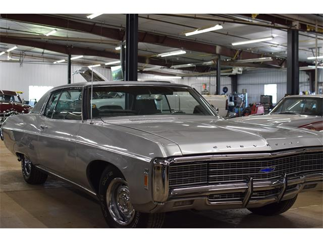 1969 Chevrolet Caprice (CC-1409692) for sale in Watertown, Minnesota
