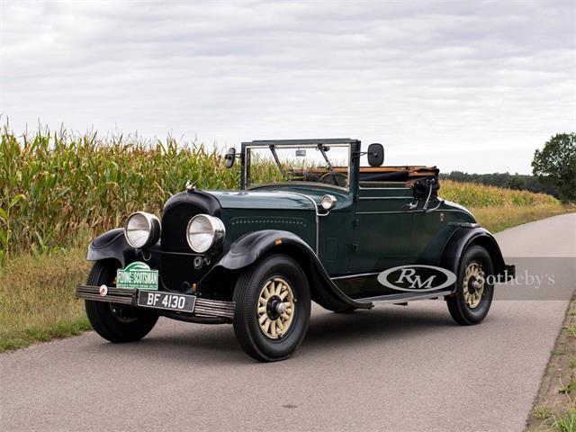 1928 Chrysler 72