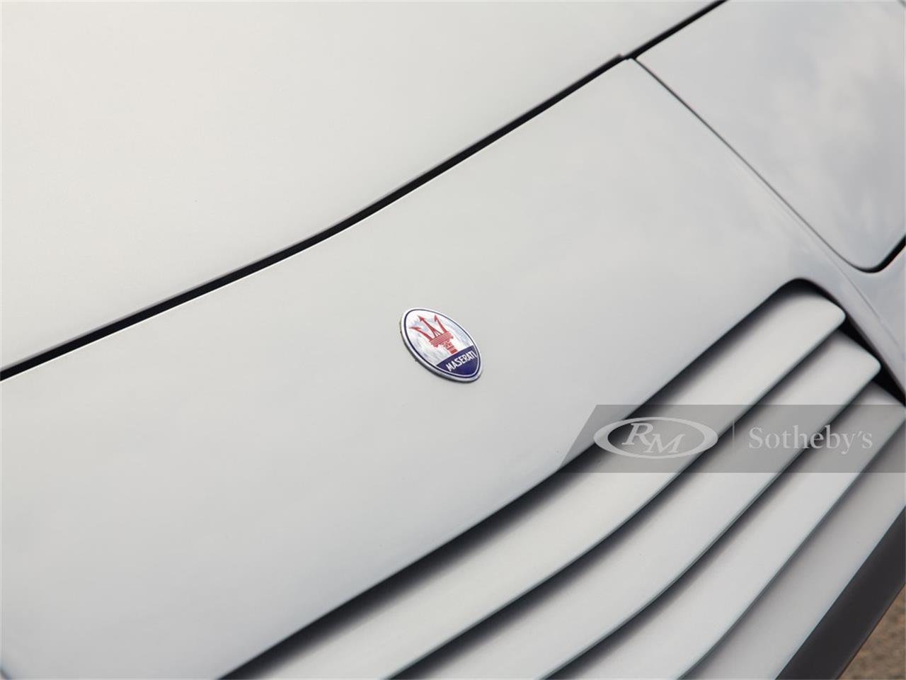 1975 Maserati Khamsin (CC-1409700) for sale in London, United Kingdom