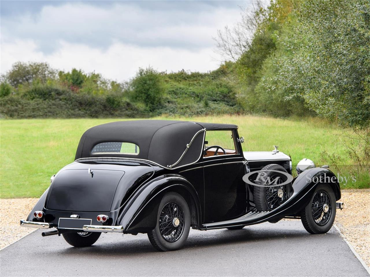 1938 Bentley 4-1/4 Litre (CC-1409718) for sale in London, United Kingdom