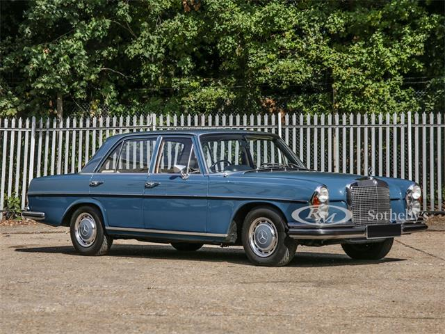 1972 Mercedes-Benz 280SE (CC-1409719) for sale in London, United Kingdom