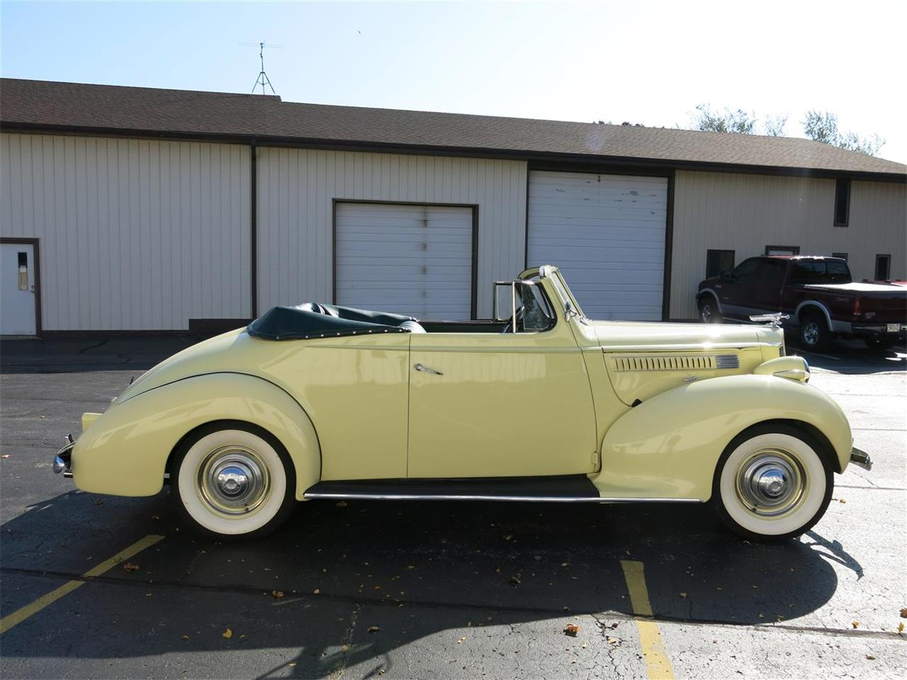 1939 Packard Six (CC-1409723) for sale in Manitowoc, Wisconsin