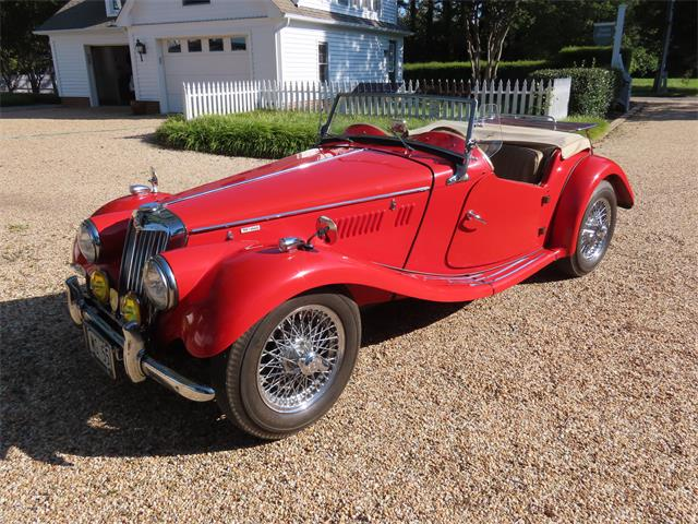 1955 MG TF (CC-1409726) for sale in Oxford, Maryland