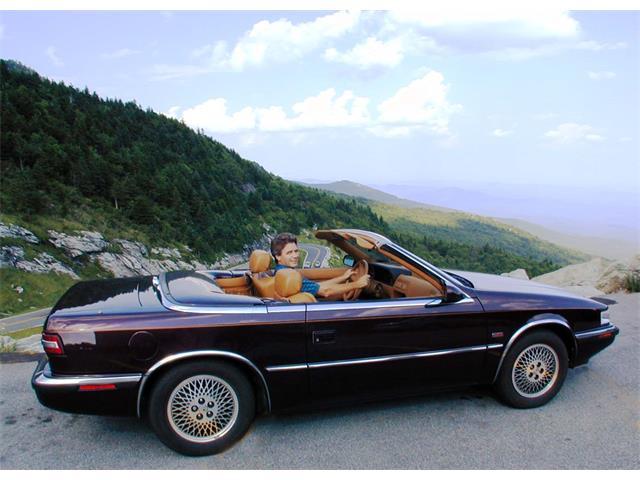 1989 Chrysler TC by Maserati (CC-1409727) for sale in Lexington, South Carolina