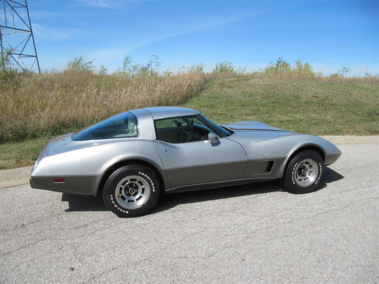 1978 Chevrolet Corvette (CC-1409730) for sale in Omaha, Nebraska