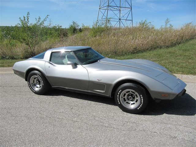 1978 Chevrolet Corvette (CC-1409730) for sale in Omaha, Nebraska