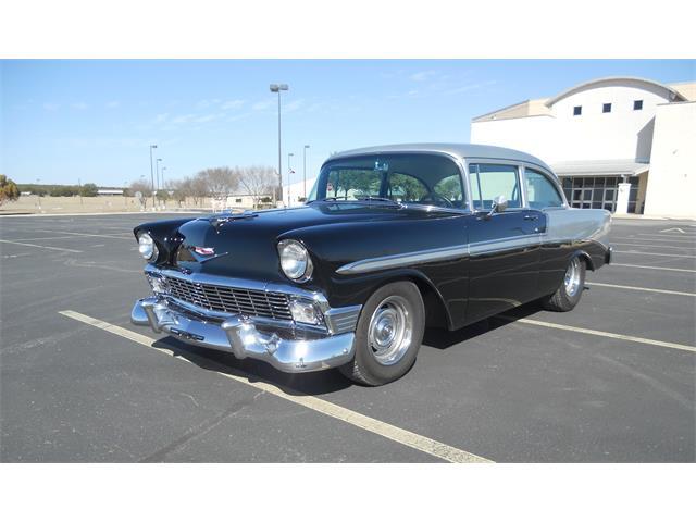 1956 Chevrolet 2-Dr Sedan (CC-1409736) for sale in Burnet, Texas