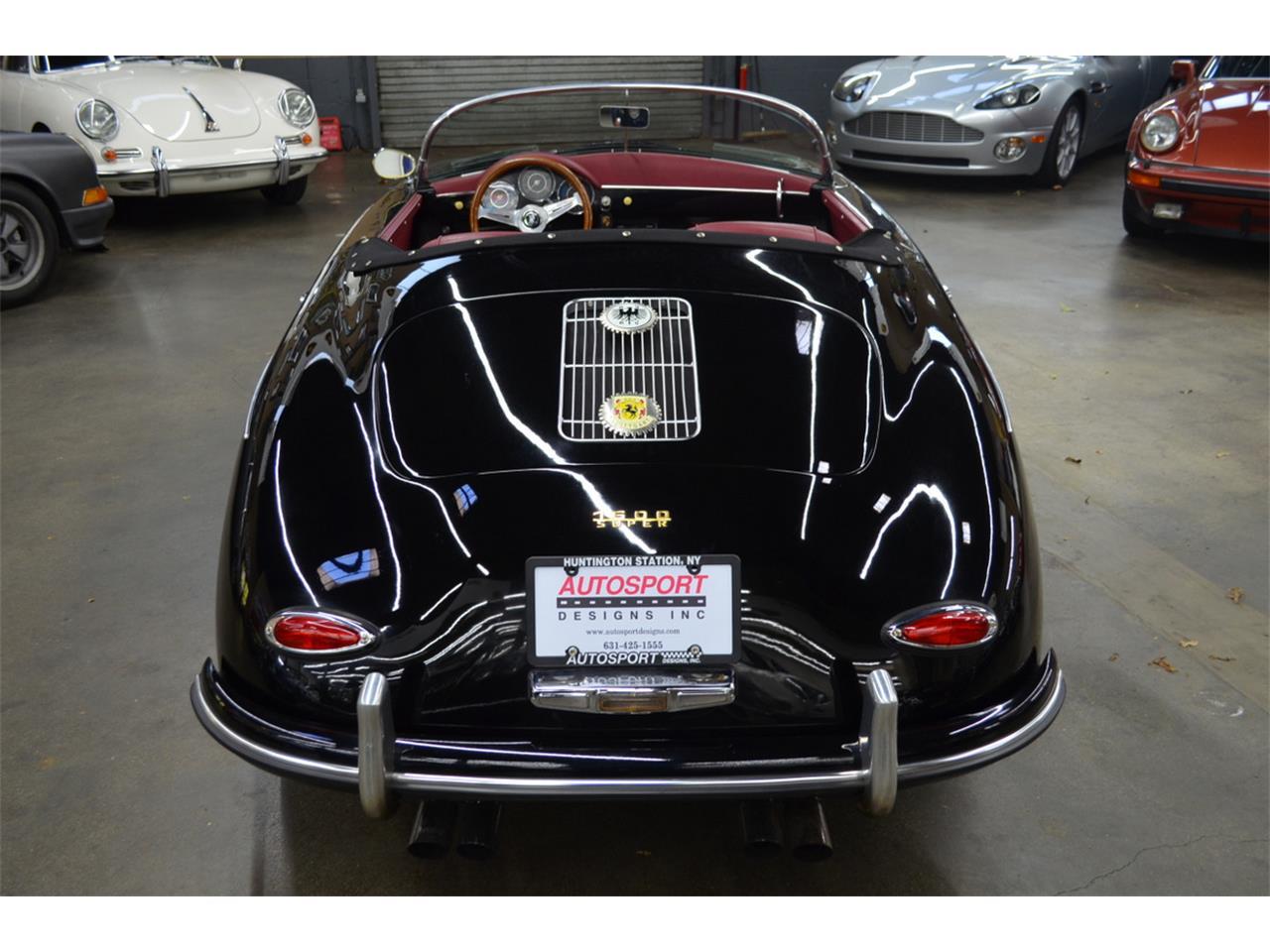 1957 Porsche 356 (CC-1409741) for sale in Huntington Station, New York