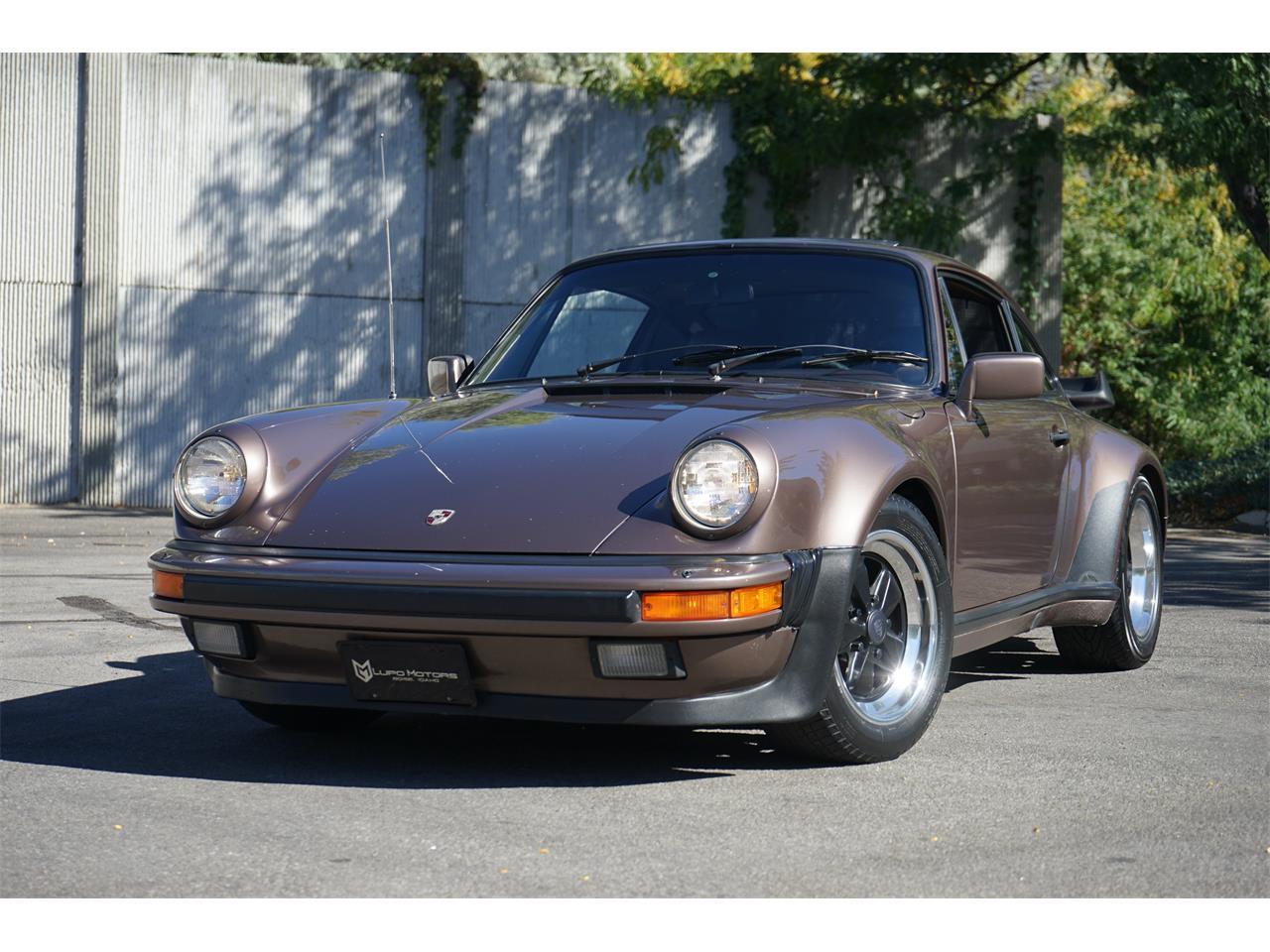 1984 Porsche 911 (CC-1409744) for sale in Boise, Idaho