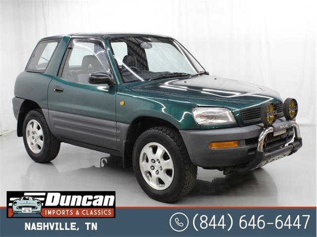 1994 Toyota Rav4 (CC-1409764) for sale in Christiansburg, Virginia