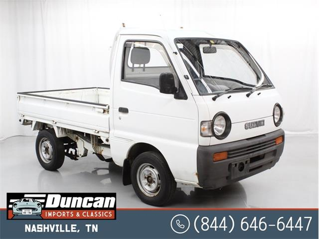 1993 Suzuki Carry (CC-1409767) for sale in Christiansburg, Virginia