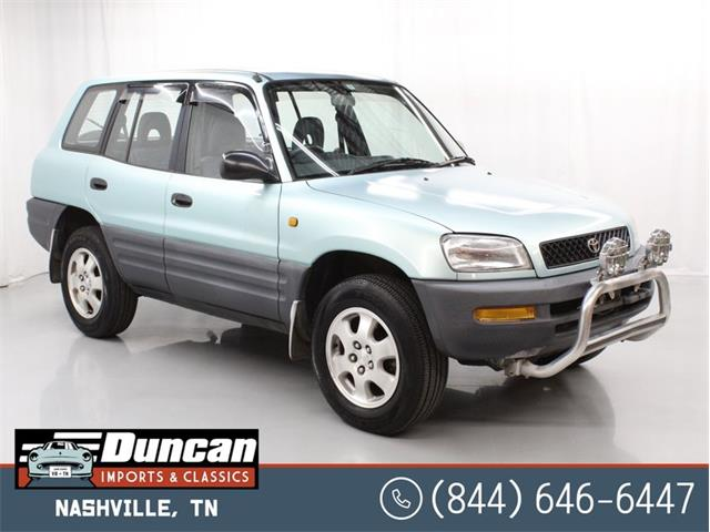 1995 Toyota Rav4 (CC-1409768) for sale in Christiansburg, Virginia