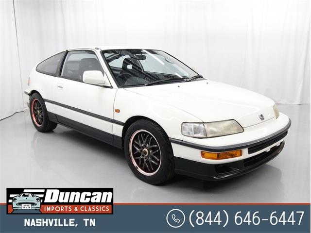 1992 Honda CRX (CC-1409779) for sale in Christiansburg, Virginia