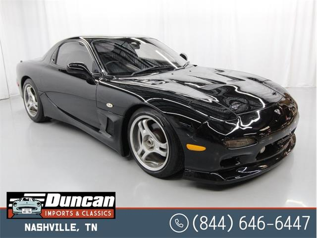 1993 Mazda RX-7 (CC-1409781) for sale in Christiansburg, Virginia