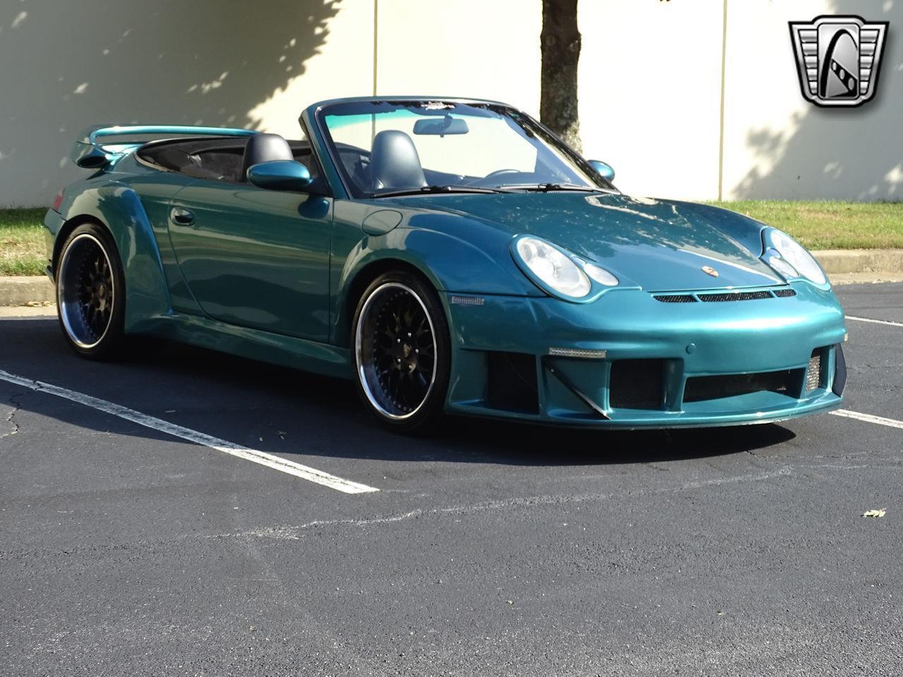 2000 Porsche 911 Carrera (CC-1409784) for sale in O'Fallon, Illinois