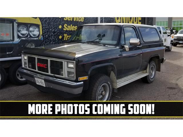 1988 GMC Jimmy (CC-1409803) for sale in Mankato, Minnesota
