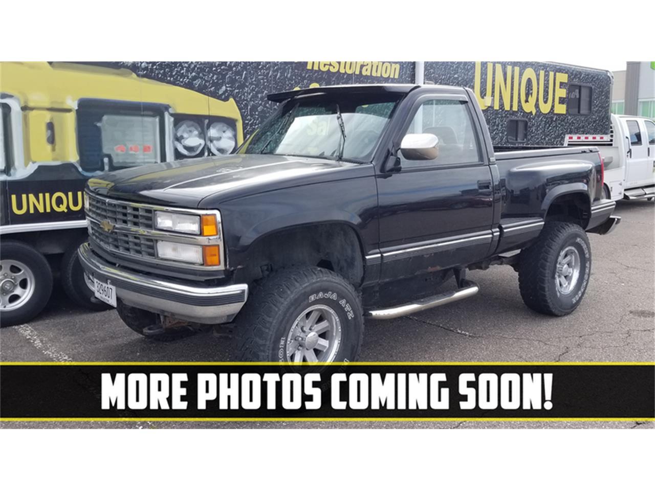 1992 Chevrolet C/K 1500 (CC-1409804) for sale in Mankato, Minnesota