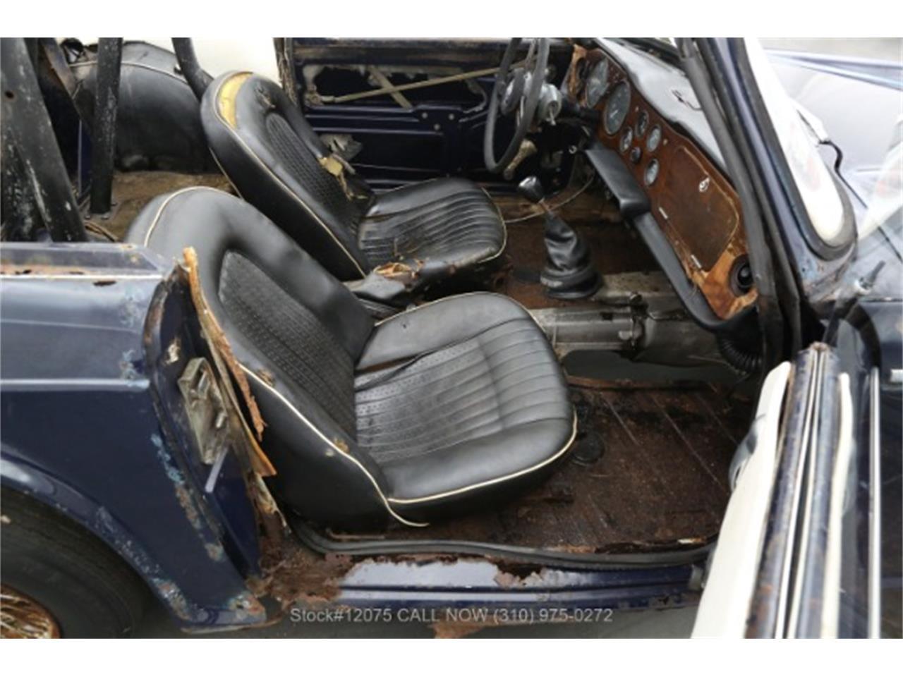1968 Triumph TR250 (CC-1409805) for sale in Beverly Hills, California