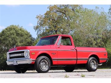 1970 Chevrolet C10 (CC-1409818) for sale in Alsip, Illinois
