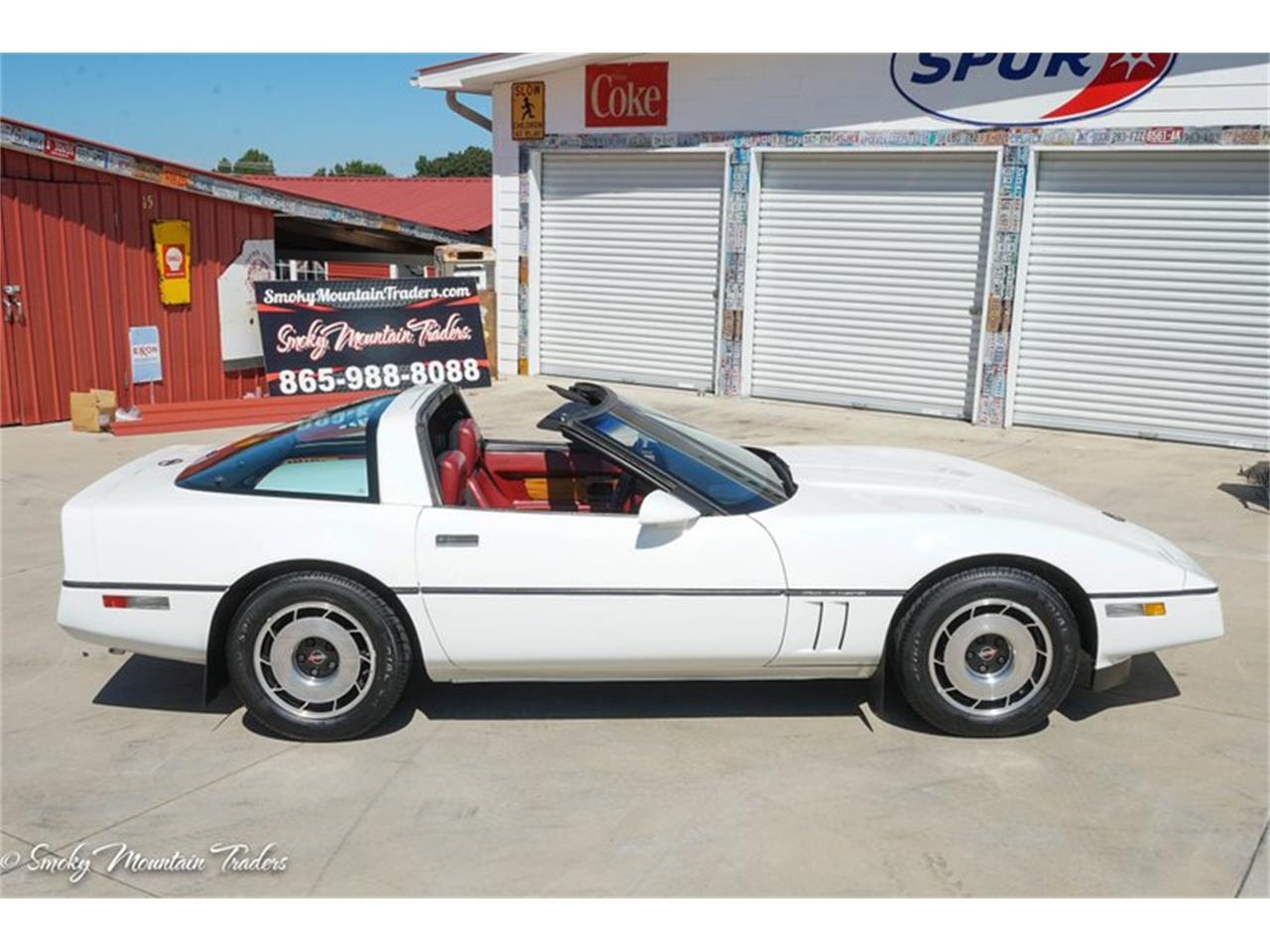 1984 Chevrolet Corvette (CC-1409828) for sale in Lenoir City, Tennessee