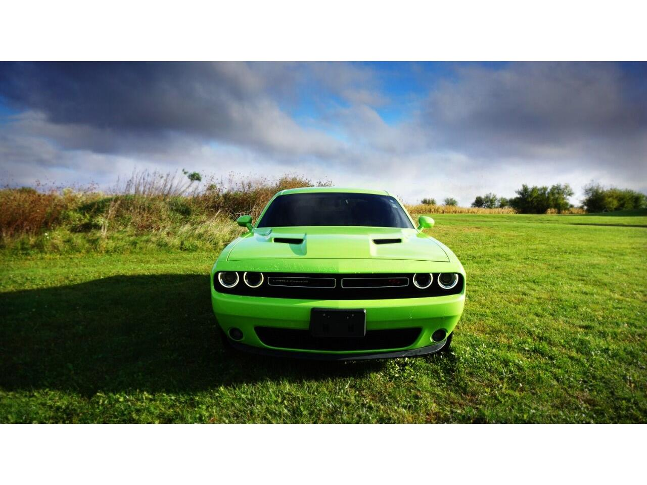 2015 Dodge Challenger (CC-1409839) for sale in Clarence, Iowa