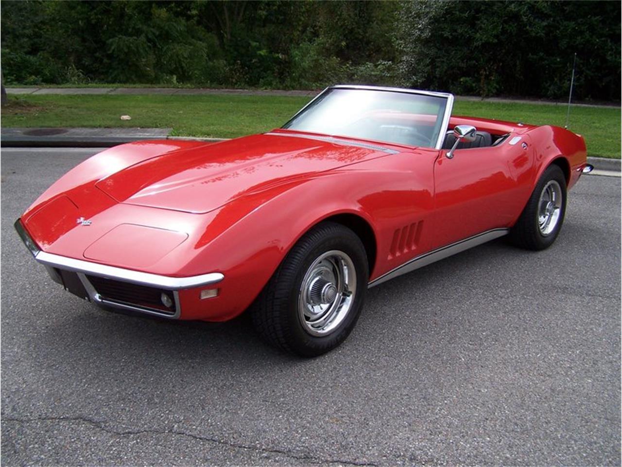 1968 Chevrolet Corvette (CC-1409846) for sale in Greensboro, North Carolina