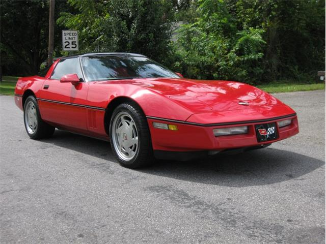 1989 Chevrolet Corvette (CC-1409848) for sale in Greensboro, North Carolina