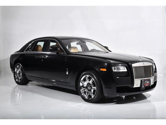 2011 Rolls-Royce Silver Ghost (CC-1409849) for sale in Farmingdale, New York