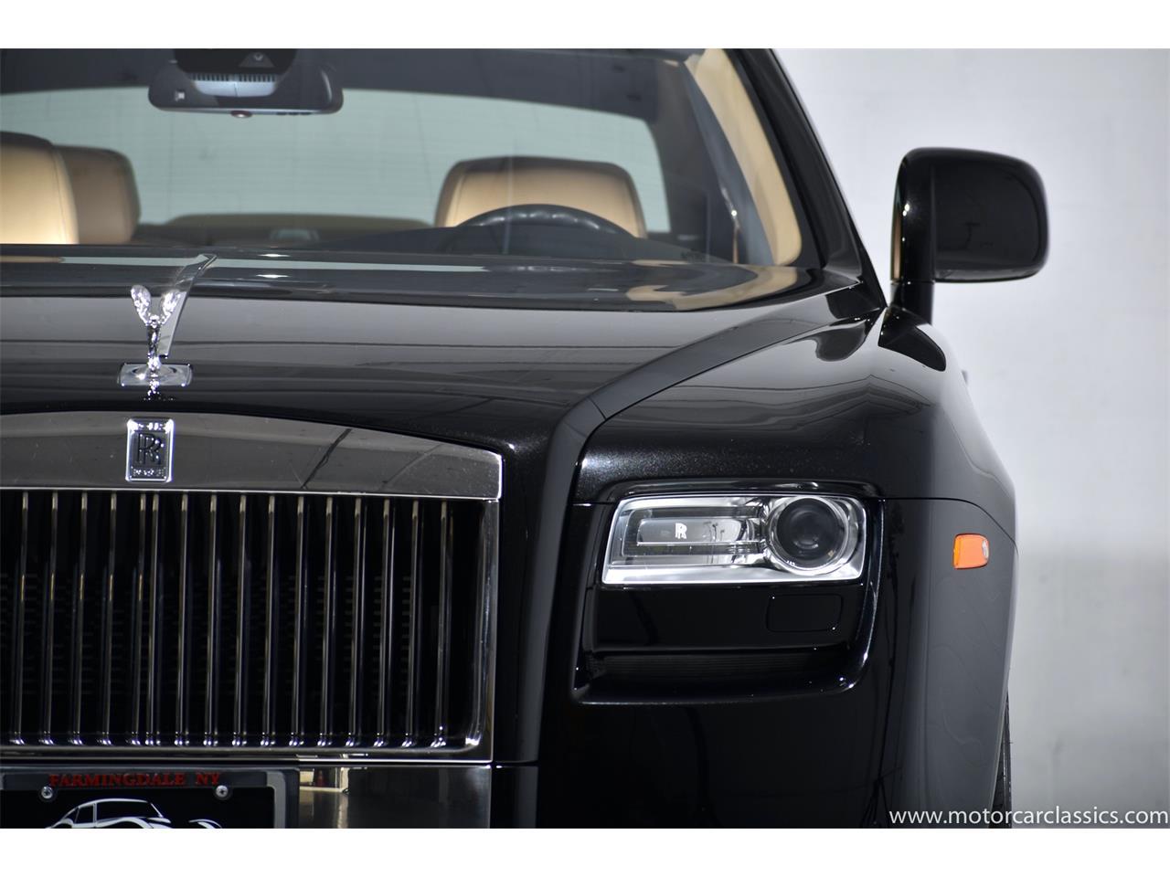 2011 Rolls-Royce Silver Ghost (CC-1409849) for sale in Farmingdale, New York