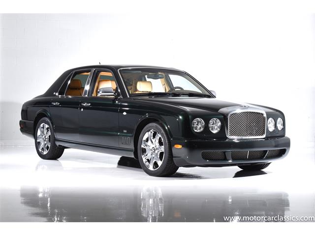 2006 Bentley Arnage (CC-1409856) for sale in Farmingdale, New York