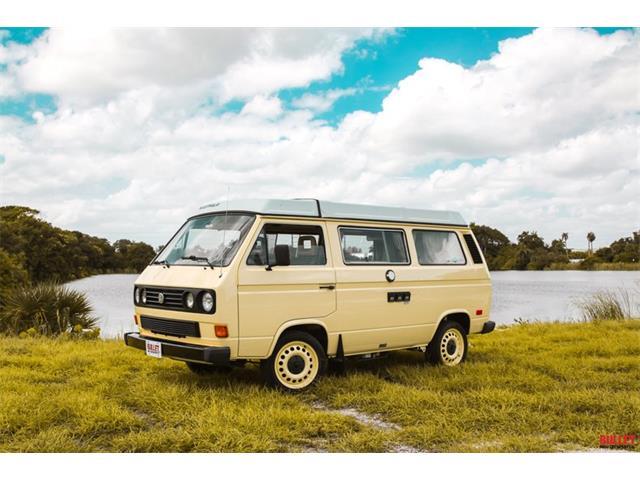 1983 Volkswagen Westfalia Camper (CC-1409861) for sale in Fort Lauderdale, Florida