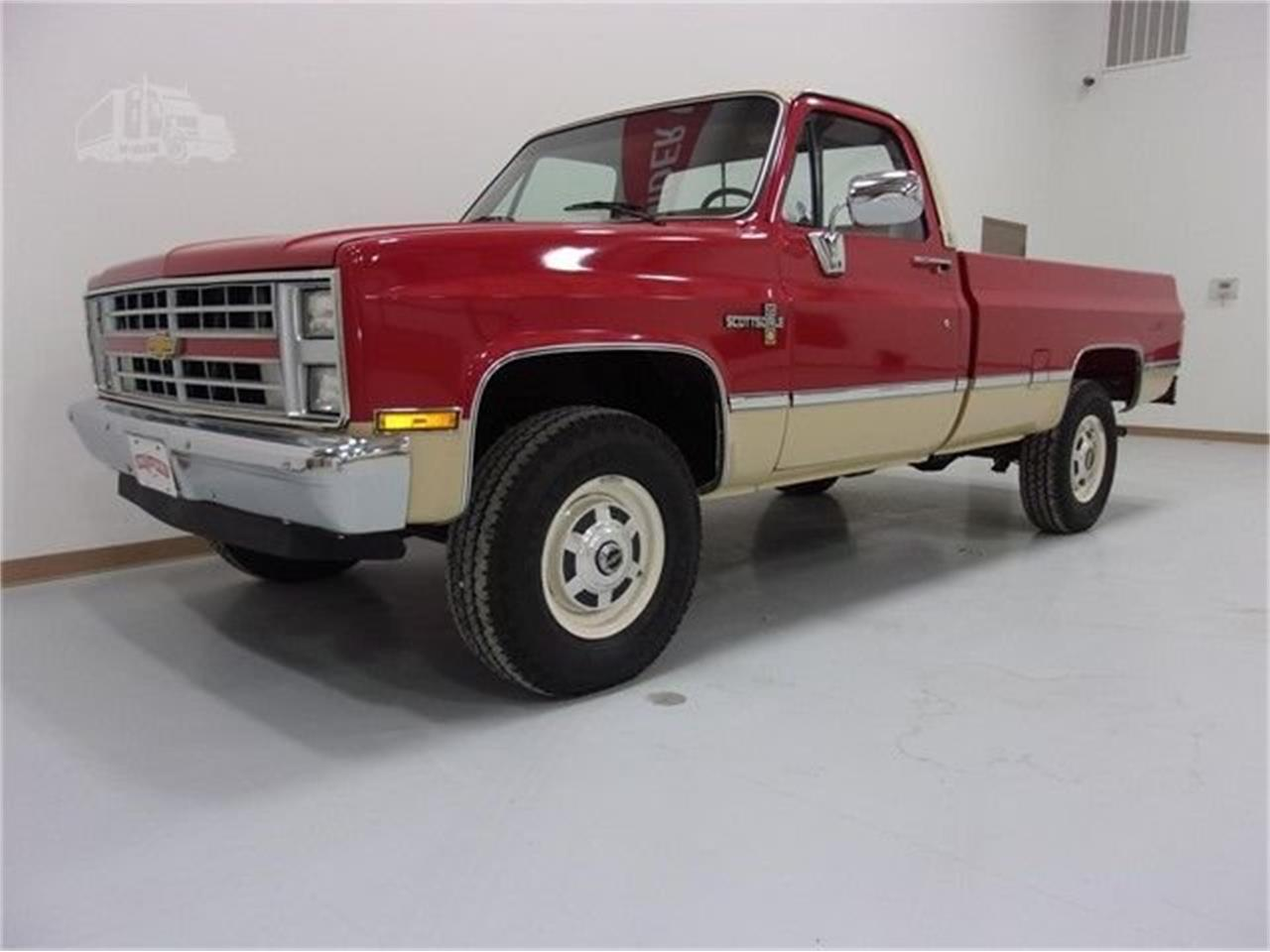 1985 Chevrolet K-20 (CC-1409866) for sale in Greensboro, North Carolina