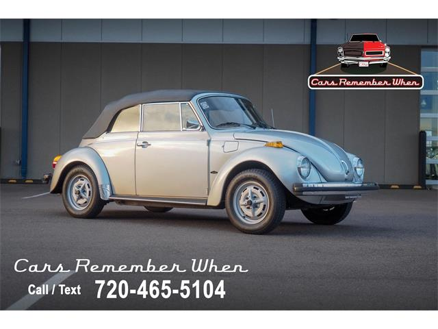 1979 Volkswagen Beetle (CC-1409870) for sale in Englewood, Colorado