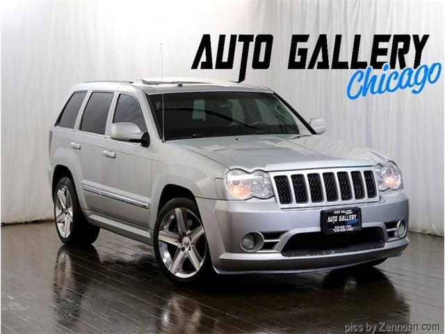 2008 Jeep Grand Cherokee (CC-1409877) for sale in Addison, Illinois