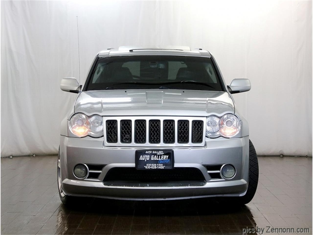 2008 Jeep Grand Cherokee (CC-1409877) for sale in Addison, Illinois