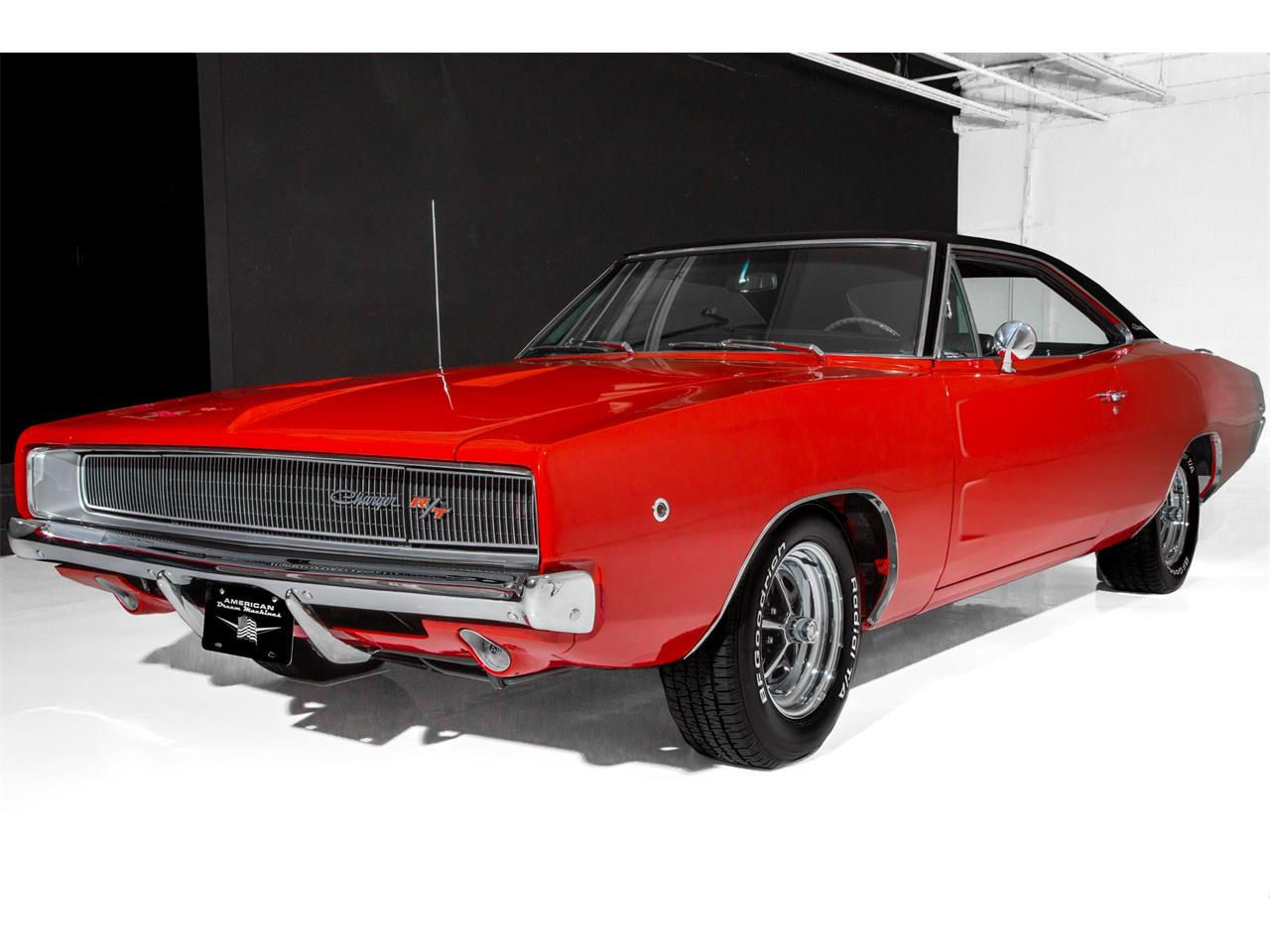 1968 Dodge Charger (CC-1409882) for sale in Des Moines, Iowa