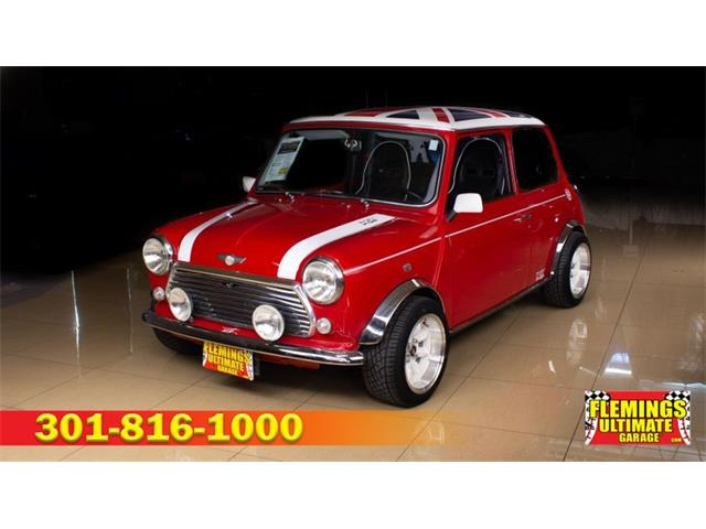 1991 Rover Mini (CC-1409883) for sale in Rockville, Maryland