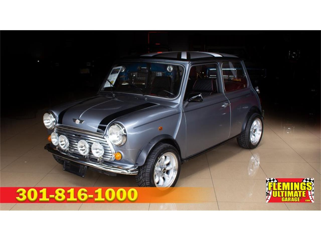1991 Rover Mini (CC-1409886) for sale in Rockville, Maryland