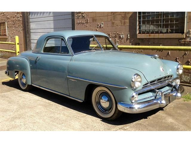1952 Dodge Wayfarer (CC-1409888) for sale in West Chester, Pennsylvania