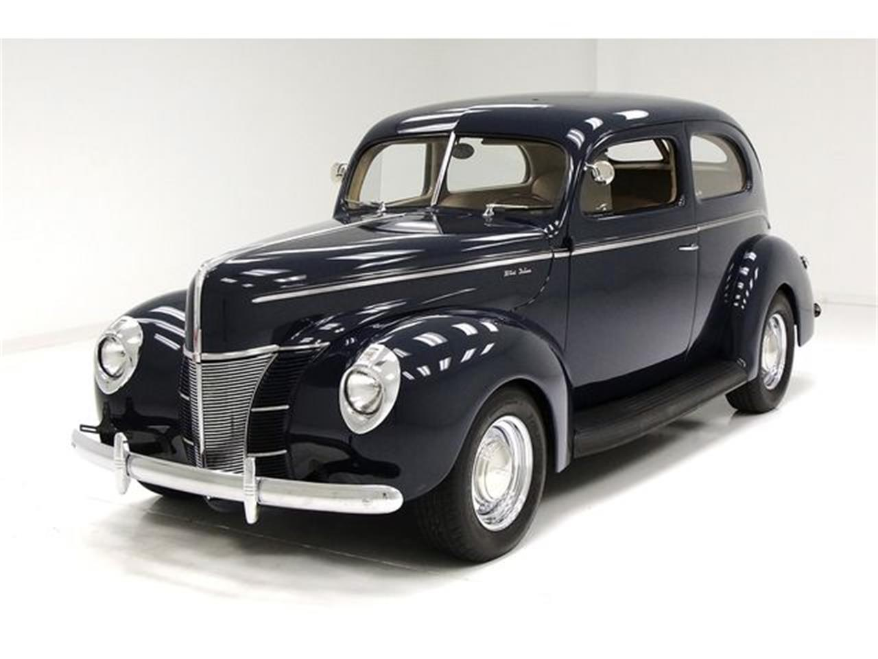 1940 Ford Deluxe (CC-1409895) for sale in Carlisle, Pennsylvania